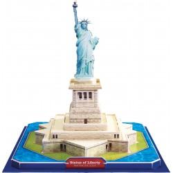 "Puzzle 3D ""Statuia Libertatii"""