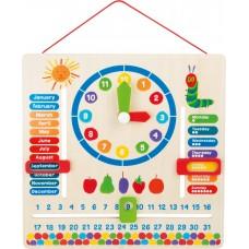 Tabla ceas si anotimpuri - engleza