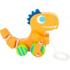 Dinozaur de tras