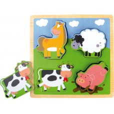 Puzzle 4 Animalute