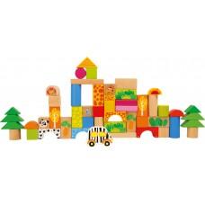 Cuburi de construit Zoo