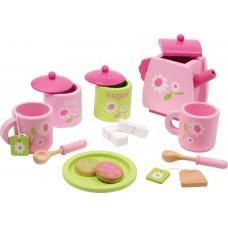 Set pentru ceai Rosa