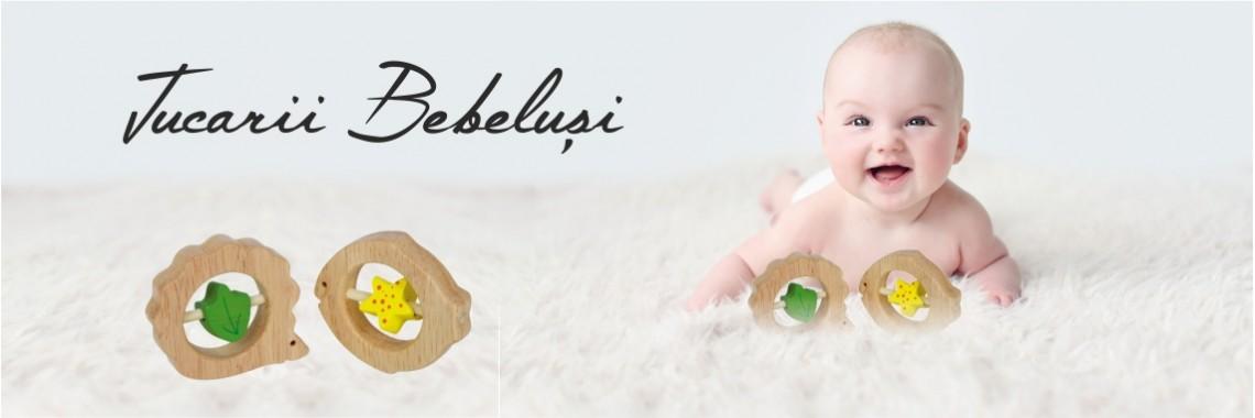 Jucării și Cărti Bebeluși