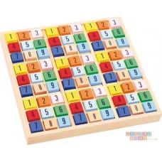 Sudoku din lemn