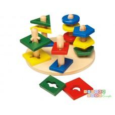 Joc de indemanare cu 5 forme