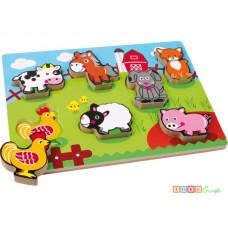 Puzzle ferma