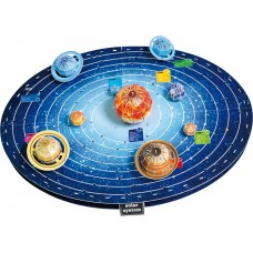 Puzzle 3D ''Sistemul Solar''